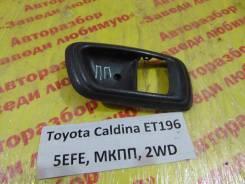 Накладка ручки двери перед. прав. Toyota Caldina ET196 Toyota Caldina ET196 1997