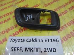 Накладка ручки двери Toyota Caldina ET196 Toyota Caldina ET196 1997, правая задняя