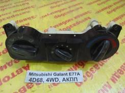 Блок управления климатом Mitsubishi Galant E77A Mitsubishi Galant E77A 1992