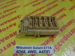 Блок предохранителей салона Mitsubishi Galant E77A Mitsubishi Galant E77A 1992