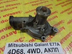 Насос водяной (помпа) Mitsubishi Galant E77A Mitsubishi Galant E77A 1992