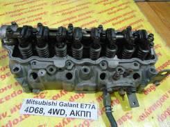 Головка блока цилиндров Mitsubishi Galant E77A Mitsubishi Galant E77A 1992