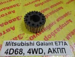 Шестерня коленвала Mitsubishi Galant E77A Mitsubishi Galant E77A 1992