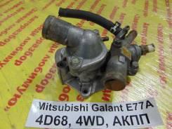 Корпус термостата Mitsubishi Galant E77A Mitsubishi Galant E77A 1992