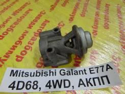 Клапан eg Mitsubishi Galant E77A Mitsubishi Galant E77A 1992, правый