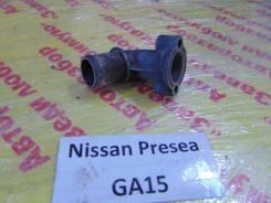 Фланец двигателя системы охлаждения Nissan Presea R11 Nissan Presea R11
