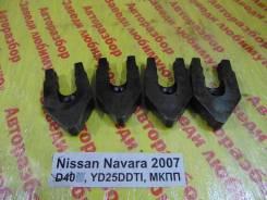 Кронштейн форсунки Nissan Navara D40 Nissan Navara D40