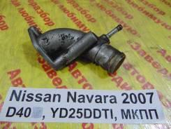 Фланец двигателя системы охлаждения Nissan Navara D40 Nissan Navara D40