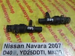 Фланец Nissan Navara D40 Nissan Navara D40