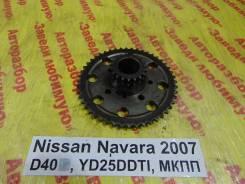 Шестерня привода тнвд Nissan Navara D40 Nissan Navara D40