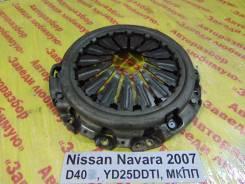 Корзина сцепления Nissan Navara D40 Nissan Navara D40