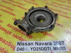 Турбина Nissan Navara D40 Nissan Navara D40