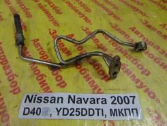 Трубка маслянная Nissan Navara D40 Nissan Navara D40