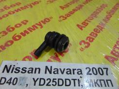 Клапан вентиляции картерных газов Nissan Navara D40 Nissan Navara D40 2007