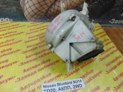 Корпус моторчика печки Nissan Bluebird SU14 Nissan Bluebird SU14