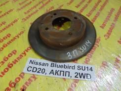 Диск тормозной задн. прав. Nissan Bluebird SU14 Nissan Bluebird SU14