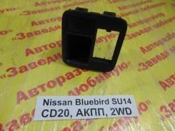 Накладка (кузов внутри) Nissan Bluebird SU14 Nissan Bluebird SU14
