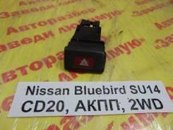 Кнопка аварийной сигнализации Nissan Bluebird SU14 Nissan Bluebird SU14