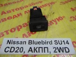 Кнопка обогрева заднего стекла Nissan Bluebird SU14 Nissan Bluebird SU14