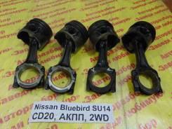 Шатун Nissan Bluebird SU14 Nissan Bluebird SU14