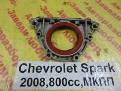 Лобовина двигателя задн. Chevrolet Spark M200 Chevrolet Spark M200 2008