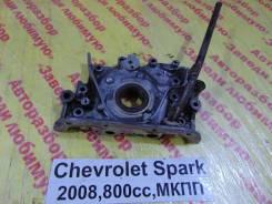 Насос масляный Chevrolet Spark M200 Chevrolet Spark M200 2008