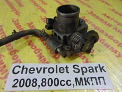 Заслонка дроссельная механическая Chevrolet Spark M200 Chevrolet Spark M200 2008