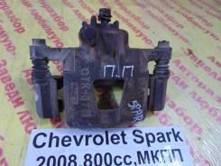 Суппорт Chevrolet Spark M200 Chevrolet Spark M200 2008, правый передний