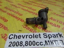 Фланец двигателя системы охлаждения Chevrolet Spark M200 Chevrolet Spark M200 2008