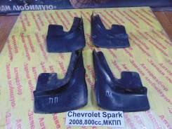 Брызговик (к-кт) Chevrolet Spark M200 Chevrolet Spark M200 2008