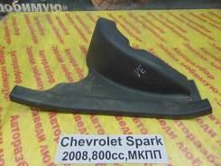 Накладка на порог задн. лев. Chevrolet Spark M200 Chevrolet Spark M200 2008