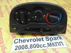 Блок управления климатом Chevrolet Spark M200 Chevrolet Spark M200 2008