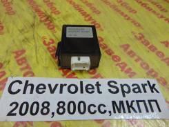 Блок электронный Chevrolet Spark M200 Chevrolet Spark M200 2008