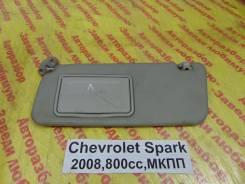Козырек солнцезащитный лев. Chevrolet Spark M200 Chevrolet Spark M200 2008