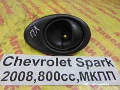Ручка двери внутренняя Chevrolet Spark M200 Chevrolet Spark M200 2008, левая передняя