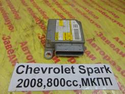 Блок управления air bag Chevrolet Spark M200 Chevrolet Spark M200 2008, правый