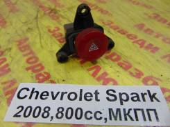 Кнопка аварийной сигнализации Chevrolet Spark M200 Chevrolet Spark M200 2008