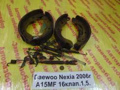 Колодки тормозные задние барабанные к-кт Daewoo Nexia T100 Daewoo Nexia T100 2006