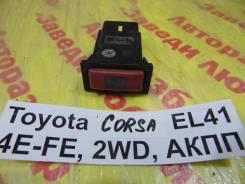 Кнопка аварийной сигнализации Toyota Corsa Toyota Corsa