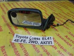Зеркало электрическое Toyota Corsa Toyota Corsa, левое
