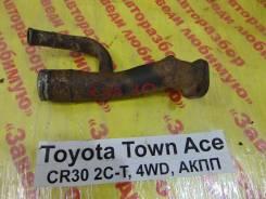 Фланец двигателя системы охлаждения Toyota Town-Ace Toyota Town-Ace