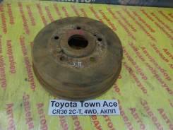 Барабан тормозной задн. прав. Toyota Town-Ace Toyota Town-Ace