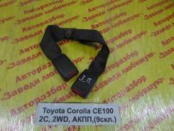 Замок ремня безопасности задн. Toyota Corolla CE100 Toyota Corolla CE100