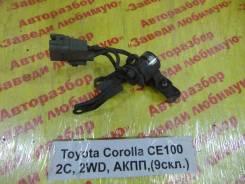 Реле свечей накала Toyota Corolla CE100 Toyota Corolla CE100