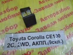 Ручка открывания капота Toyota Corolla CE100 Toyota Corolla CE100