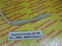 Планка под фонарь Toyota Corolla CE100 Toyota Corolla CE100, левая