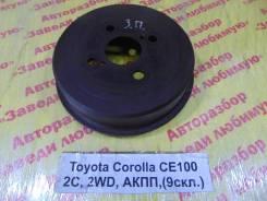 Барабан тормозной задн. Toyota Corolla CE100 Toyota Corolla CE100