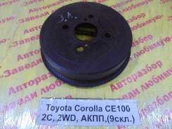 Барабан тормозной задн. лев. Toyota Corolla CE100 Toyota Corolla CE100