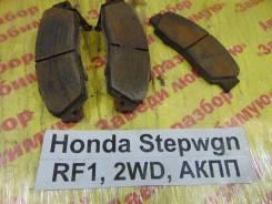 Колодки тормозные передние к-кт Honda Stepwgn RF1 Honda Stepwgn RF1 1997
