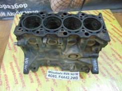 Блок двигателя Mitsubishi RVR N61W Mitsubishi RVR N61W
